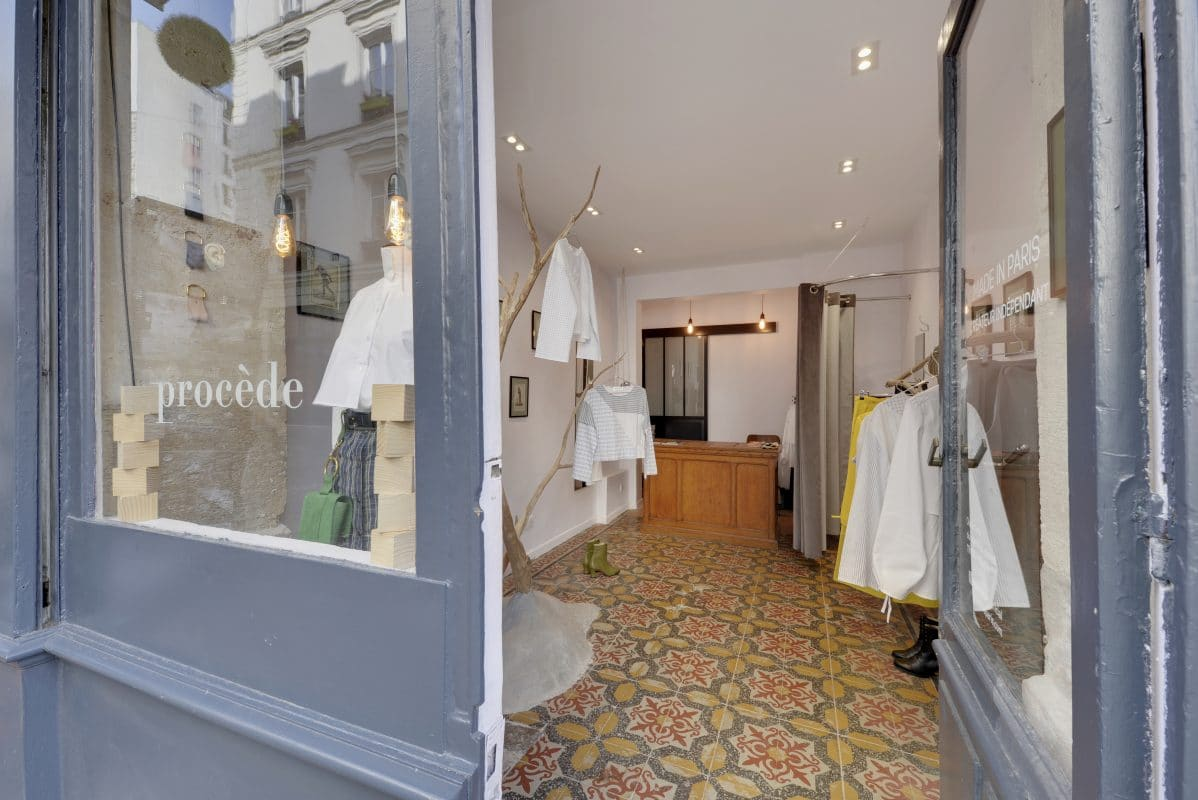 BOUTIQUE PROCÈDE PARIS